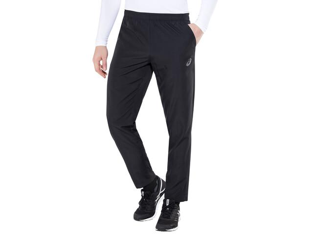asics Woven Spodnie Mężczyźni, performance black